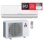 Mitsubishi Electric  MSZ-HJ25VA ER / MUZ-HJ25VA ER инверторная сплит-система настенного типа